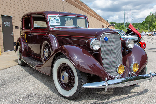 Harwood Motors Annual Open House and Cruise-In