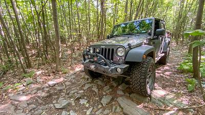 Jeep Jamboree - 10th Coal Mountain 2021