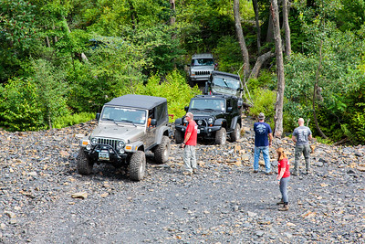 Jeep Jamboree - 6th Coal Mountain 2017
