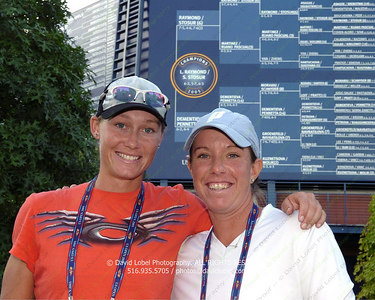 Samantha Stosur & Lisa Raymon 2005 Champions US Open Womens Doubles