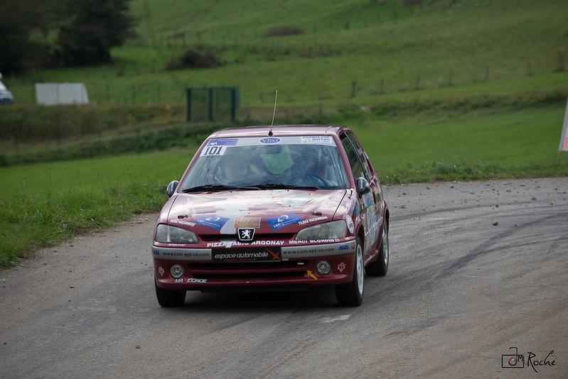 Rallye des Bauges 2014
