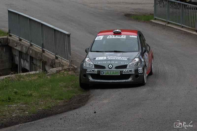 Rallye du Beaufortain 2015
