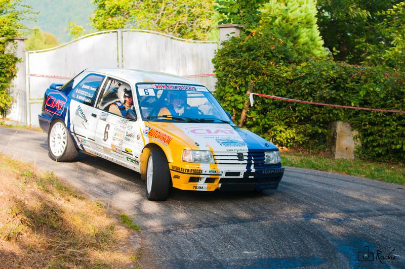 Rallye de Chartreuse 2012