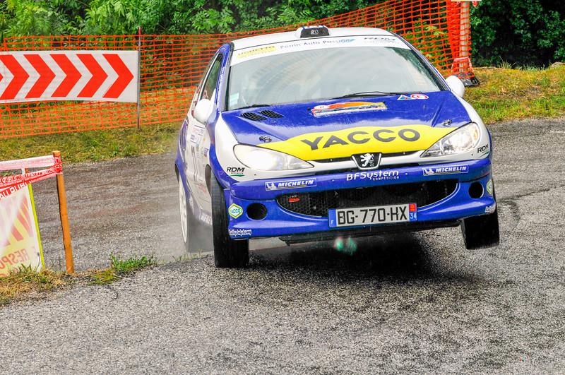 Rallye de l'Epine 2011