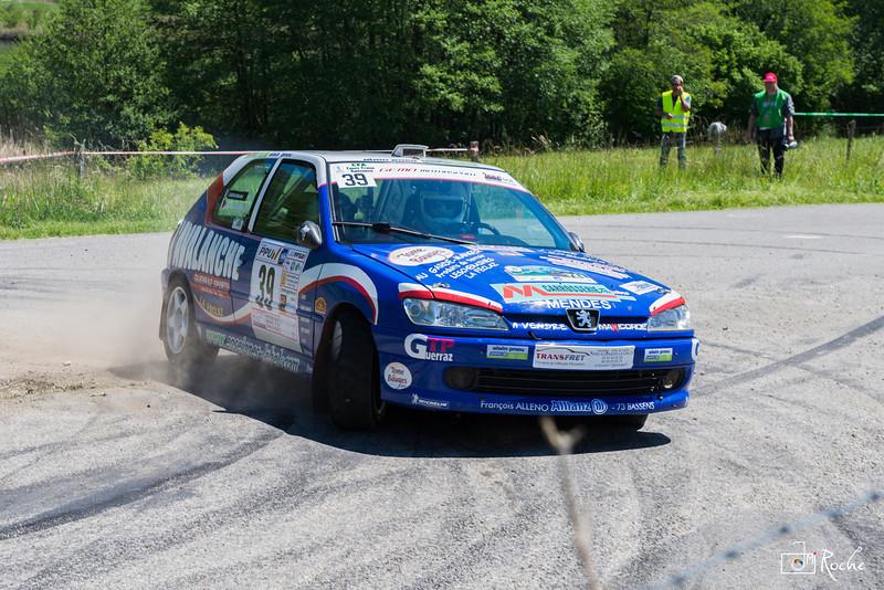 Rallye de l'Epine 2014
