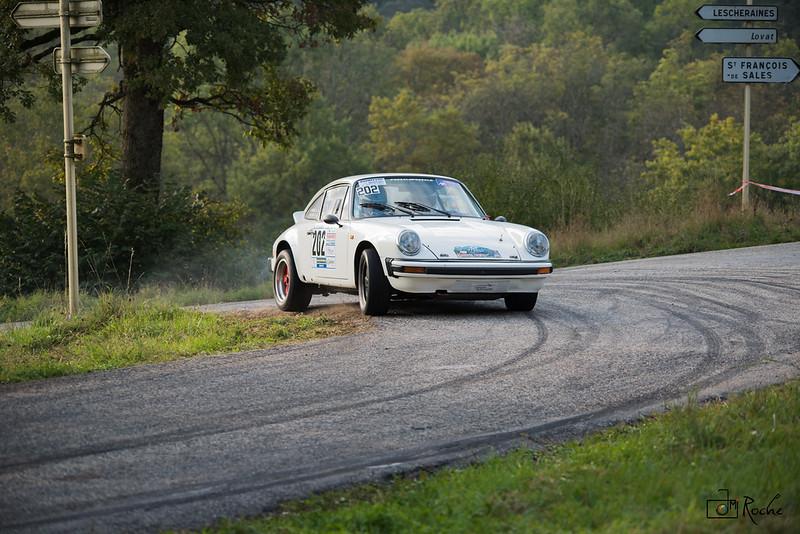 Rallye des Bauges VHC