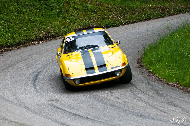 Rallye de l'Epine 2012
