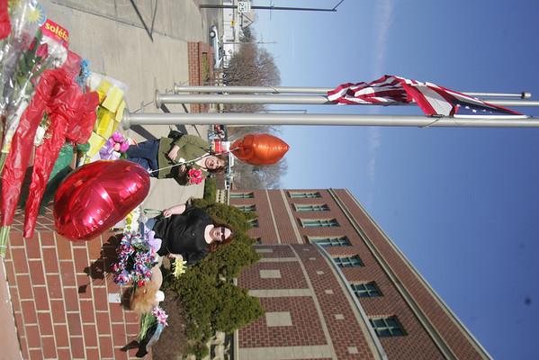 Officer Kerstetter memorial