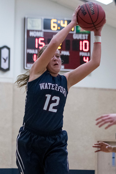Layton Christian Academy defeats Waterford High School 57-24 in Layton on Thursday January 26, 2017.