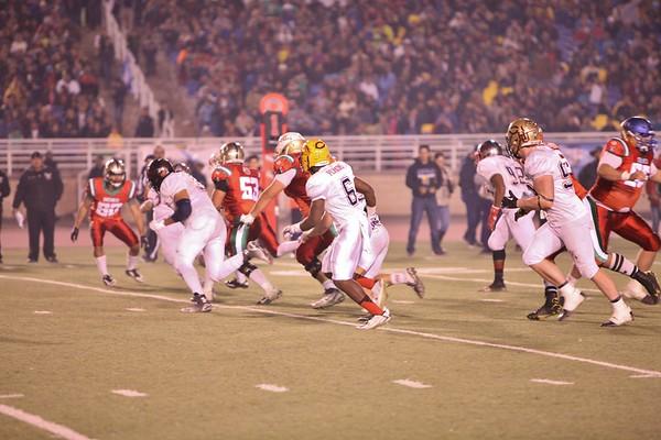 Aztec Bowl 3rd Qtr
