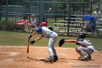 Aztecs Baseball - Game 1