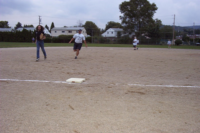 B Platoon VS Comm Center Softball