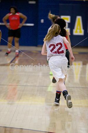 2015-01-29 BAA Girls Basketball