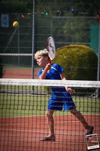 BAS Tennis 50 jaar