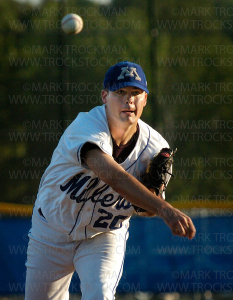 The Millers got stellar pitching performances from their hurlers, including C.J. Woodrow who threw for four innings and allowed three hits in the Millers 6-3 win over Hopkins Tuesday, July 1 at Veterans Field in Minnetonka.