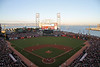 AT&T PARK - SAN FRANCISCO GIANTS
