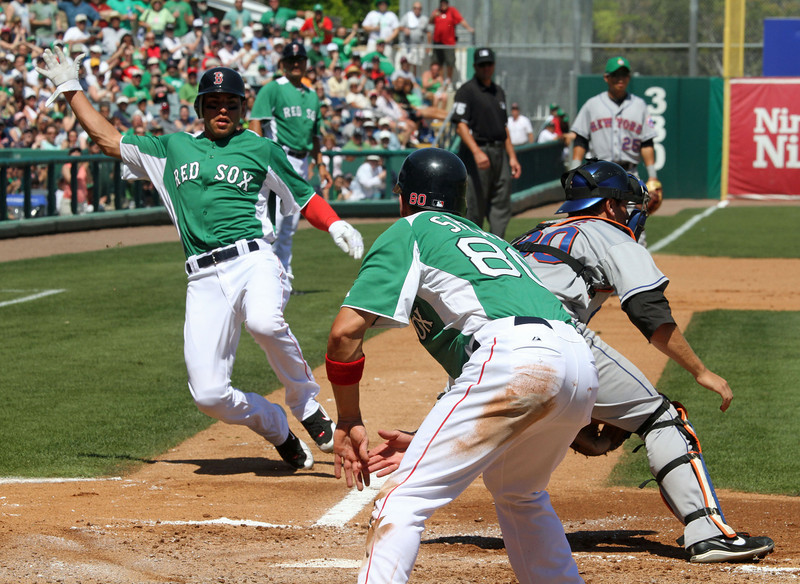 CITY OF PALMS PARK - BOSTON RED SOX