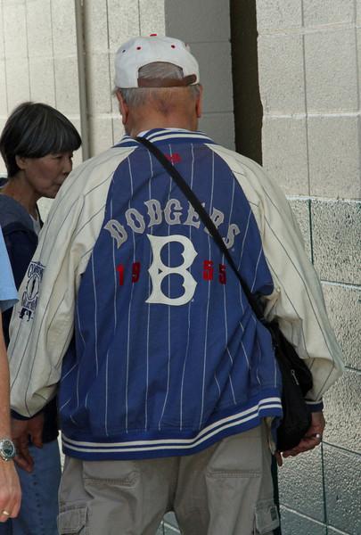 BASEBALL PARKS - DODGER STADIUM - LOS ANGELES DODGERS