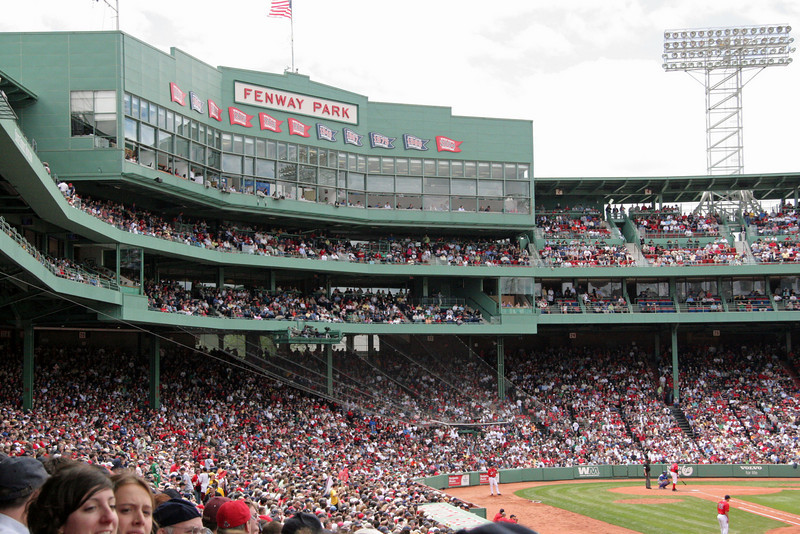 FENWAY PARK - BOSTON RED SOX