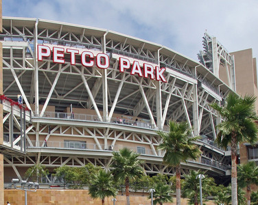 BASEBALL PARKS - PETCO PARK - SAN DIEGO PADRES