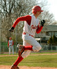 #9 Tom DeGrace, VSSHS. Photo by Kathy Leistner  4/24/2007