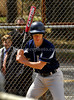LWA #7 Palay at bat. Woodmere lost 2-3 April 14th to Kew Forest School. Photo by Kathy Leistner