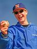 Steve Zimmerman, Malverne HS Baseball 2007. Photo by Kathy Leistner