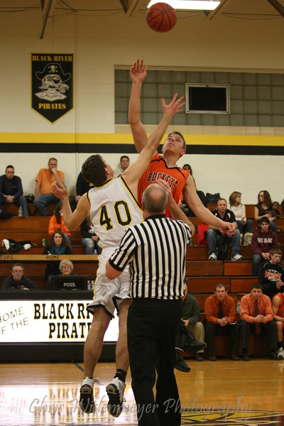 BLACK RIVER VS BUCKEYE VARSITY