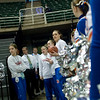 Record-Eagle/Jan-Michael Stump<br /> Central Lake players wait to take the floor against Adrian Lenawee Christian in the state Class D semifinals Thursday at the Bresling Student Events Center in East Lansing.