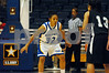 #32 India Ali, Hofstra Women's Basketball vs Long Island University, Noveber 28th, 2007. Photo by Kathy Leistner