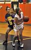 114 #15 Lauren McClure, ERHS. E. Rockaway HS Girls Basketball vs Sewanhaka HS, January 9th, 2009, 58-43. Photo by Kathy Leistner