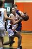 143 #15 Lauren McClure, ERHS. E. Rockaway HS Girls Basketball vs Sewanhaka HS, January 9th, 2009, 58-43. Photo by Kathy Leistner
