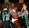 #25 Kelvin Anorue with #3 Greg Lott behind him_Malverne_DSC_2630