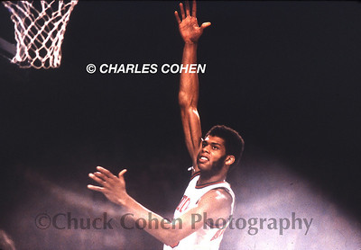 KAREEM ABDUL-JABBAR'S AMAZING UNSTOPABLE SKY HOOK