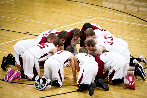 Langdon BBB vs. Norman County West 12-29-11