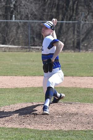 Bethel College Baseball - 2017 vs Taylor University