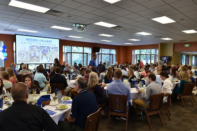 Bethel College Athletic Department - 2016 Hall of Fame Banquet