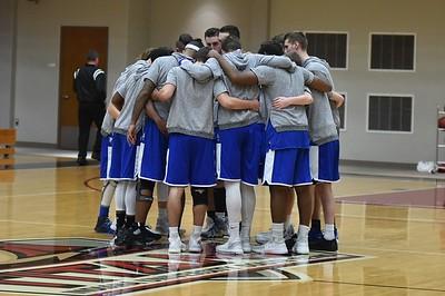 Bethel College Men's Basketball - 2017 vs IUSB