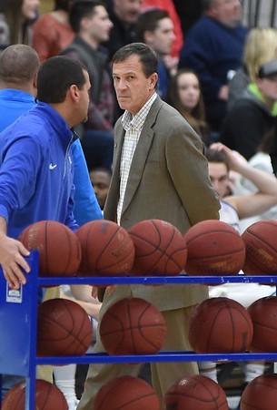 Bethel College Men's Basketball - 2017 vs Indiana Weslyan University