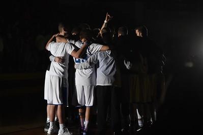 Bethel College Men's Basketball - 2017 vs Mount Vernon Nazarene