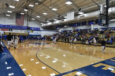 Bethel College Men's Basketball - 2017 vs St. Francis