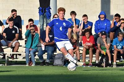 Bethel College Men's Soccer - 2017 vs Cleary University