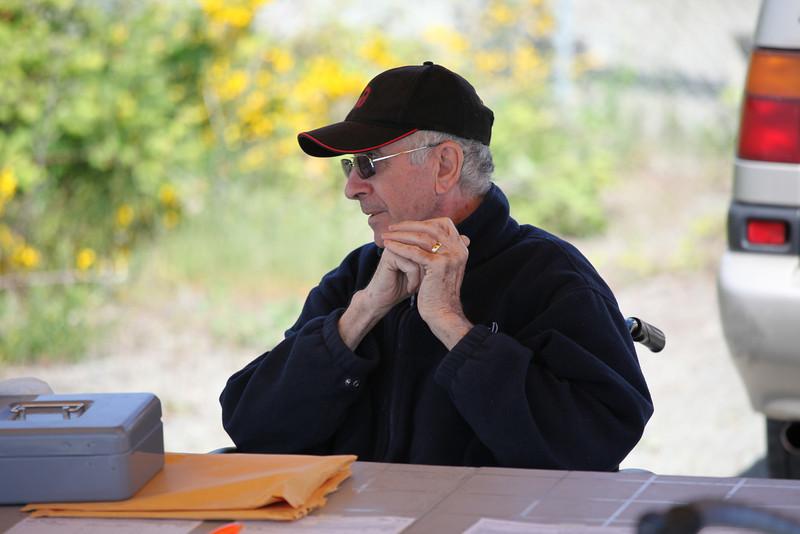 Peter McCaffery - Organizer