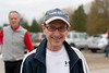 Peter Reichman (Organizer - hospitalized earlier this month- see Master's web site) (photo from Thunderbird race in April)