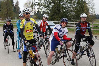BC Masters Cycling 2009