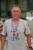 Overall winner: Mike McCann (63) beat his age standard time by the largest amount (18min39sec) (actual time 58:23)