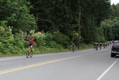 A Finish: 1.Steve Bachop, 2.Doug Merrick, 3.Warren Muir