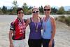 1st Women: Laura Nashman (46), Shannon Baerg (42), Rhonda Callender (40); 1:54:03 (beat standard by 9:29)