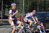 Aleks Maklem (race organizer) and Jill Sagan