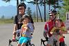 Ryan and Scott  with Mya and Nolan